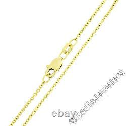 Vintage 14k Yellow Gold 1.45ctw Sapphire Diamond Humming Bird Brooch Pin Pendant
