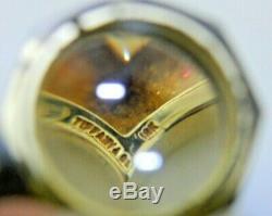 Vintage Tiffany & Co. 18K Gold Seagull Bird Pin Brooch