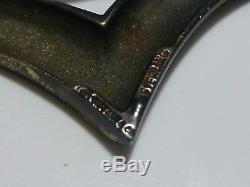 Vintage Tiffany & Co Seagull Bird Sterling Silver Estate Brooch Pin 2 1/8